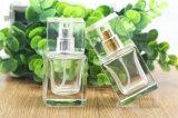 Capacité vide 30ml de bouteille de parfum de jet de bouteille de parfum à bouteilles de bouteille en cristal de verre grande