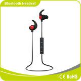 공장 가격 무선 Bluetooth 4.1 Mic를 가진 입체 음향 스포츠 이어폰