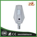 Indicatore luminoso di via solare esterno del LED con 20W
