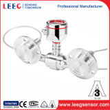 表示が付いている差動圧力センサーの送信機
