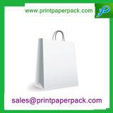 Ha annunciato il sacchetto piano del regalo del sacchetto della carta kraft