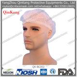 Chapeau non tissé remplaçable de chirurgien d'équipement médical avec l'élastique