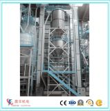 Os rebanhos animais completos da capacidade elevada granulam a linha de produção do moinho