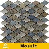 Mosaico de cerámica de la venta del diamante del arte caliente de la dimensión de una variable para la serie de cerámica del arte de la decoración de la pared (arte de cerámica D01/D02)