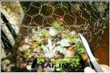 Плетение мелкоячеистой сетки сада Sailin гальванизированное цветком
