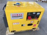 Tipo generatore silenzioso portatile diesel di Kama per uso domestico