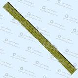 縫うことのための着色された伸縮性があるテープ
