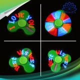 Greller Wort-Beleuchtung-Kreiselkompass-Finger-intelligenter Unruhe-Spinner des APP-Steuerled
