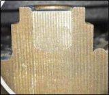 L'usure Bts01 partie des morceaux de Tungstuds de bouton de carbure de tungstène