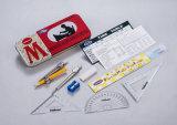 Комплект математики школы хорошего качества тавра 11PCS Haiwen, комплект канцелярских принадлежностей офиса