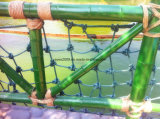 Cour de jeu s'élevante durable de réseaux de stabilisateur UV pour des gosses