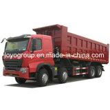 Sinotruk HOWO-A7 371HP 8X4 30m3 광업 덤프 트럭
