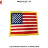 Национальная заплата вышивки флагов страны для одежд (YH-EB142)