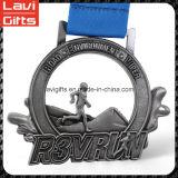 Calidad superior de precio de fábrica de metal de encargo Medalla de Triatlón
