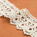 L30017 Algodão Trimming Lace Bridal Lace for Wedding Dress