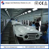 Будочка брызга покрытия автомобиля порошка долей Китая Suli с конструкцией ODM OEM