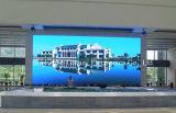 Affichage vidéo fixe d'intérieur polychrome de P3 DEL pour annoncer, location