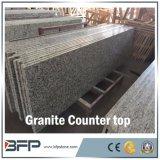 Китай серое Countetop, Countertop гранита цены по прейскуранту завода-изготовителя для ванной комнаты