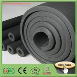 Cobertor de borracha dos materiais da folha de alumínio para as tubulações da condição do ar