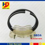 Motor-Kolbenring des Roheisen-dB58 für Exkavator-Installationssatz Daewoo-Doosan (65.02503-8058)