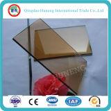 4-6mm Vidrio reflectante / Vidrio teñido / Vidrio templado para la construcción
