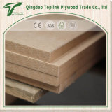 MDF sin procesar de la resistencia de humedad de la base de la fibra del MDF del panel de fibras de madera medio de la densidad