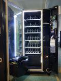 中型のガラス前部コンボの自動販売機(KM004)
