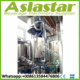 Terminar a planta de engarrafamento pura mineral inteiramente automática da água bebendo