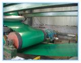Buen bobina de acero cubierta del precio color de nuestra propia fábrica