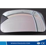 1.8mm-8mm Aluminium/silbernes Spiegel-Glas