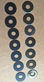 Láminas circulares modificadas para requisitos particulares del acero de herramienta D2 para la maquinaria de impresión de Indusrial
