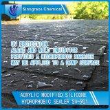 Wasserbasierte geänderte Silikon-Acrylabdichtmasse