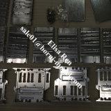 주문을 받아서 만들어진 CNC 정밀도 기계로 가공 알루미늄 예비 품목 OEM