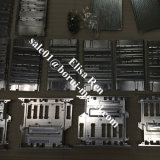 Kundenspezifisches CNC-Präzisions-maschinell bearbeitendes Aluminiumersatzteile Soem