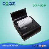 Máquina térmica móvel pequena de 3 impressoras do bilhete de Bluetoth da polegada mini