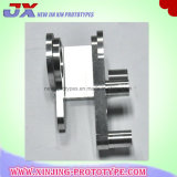 Piezas de aluminio trabajadas a máquina Part/CNC de repuesto que trabajan a máquina modificadas para requisitos particulares/piezas de Wedm de la alta precisión