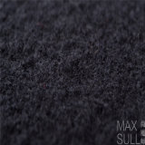 Tessuti del poliestere e delle lane con buona elasticità per l'autunno nel nero