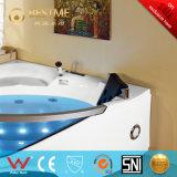 Bañera de acrílico Esquina-Situada con la gafa de seguridad (BT-A1021)