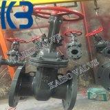 Pn16 Dn125 GOST/API/DIN ha lanciato la valvola a saracinesca dell'acciaio inossidabile