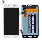 Оптовый мобильный телефон LCD для агрегата экрана дисплея края G925 G925f Samsung S6