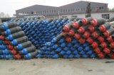 Isolierungs-Material des Rohr-En253 mit Polyurethan-Schaumgummi und HDPE
