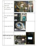 Tipo sola prensa del pórtico de potencia inestable 260 toneladas con el inversor de la frecuencia del delta de Taiwán, protector hidráulico de la sobrecarga de Japón Showa