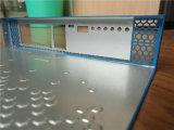 Pièces en aluminium anodisé en métal personnalisé en acier