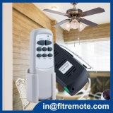 Interruptor de controle remoto universal para ventilador de teto de ar condicionado