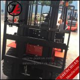 Forklift frente e verso do diesel do mastro da tonelada 3m do ISO 2.5 do Ce
