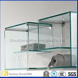 Livraison rapide Verre à flot clair pour cadre et meuble avec inspection SGS
