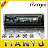 Lecteur MP3 de voiture avec FM Am Bluetooth SD USB TF Connecteur ISO