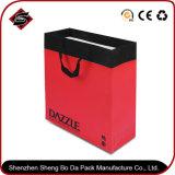 Мешок оптового подарка бумаги печатание Customzied упаковывая