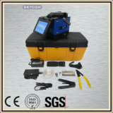 Jogo de ferramenta da emenda da fusão da fibra óptica de Skycom T-107h