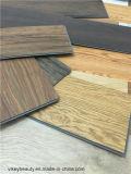 Étage bon marché de cliquetis de vinyle de PVC en bois